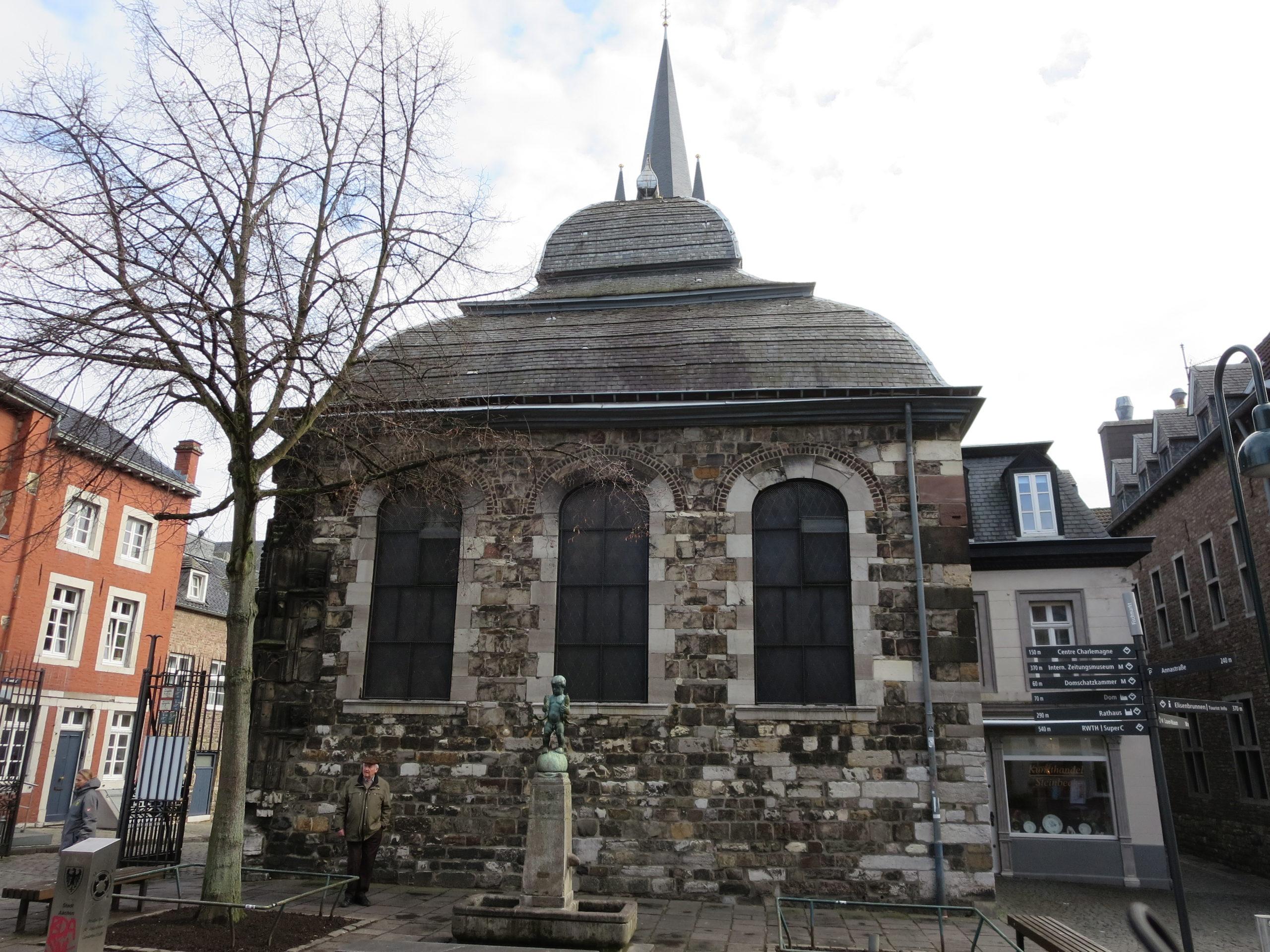Unser Projekt seit 2018: Die Taufkapelle – Kleinod am Domhof