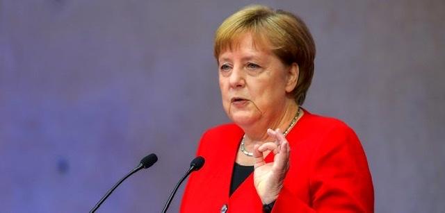 Europapolitisches Vermächtnis im Aachener Dom- Kanzlerin zieht Bilanz