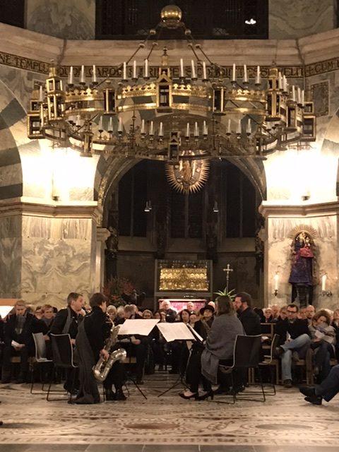 """Vorweihnachtliche Gänsehautmomente und eine kleine musikalische Revolution- Karlsverein lud zur """"Musik zur Nacht"""""""
