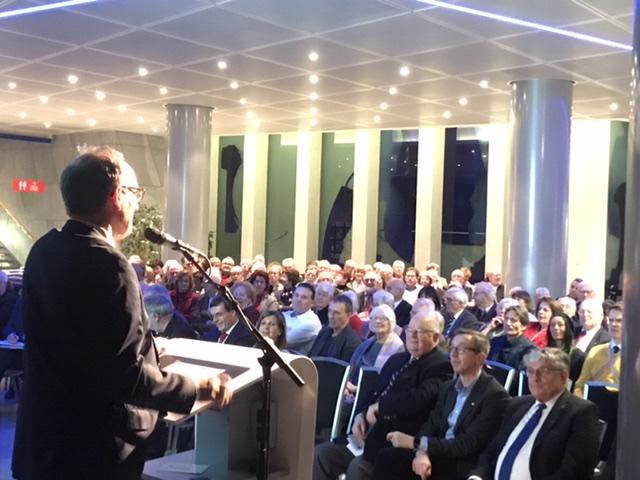 Emotionale Abschiede bei der Mitgliederversammlung: Bräutigam und Schlösser verabschieden sich mit guter Bilanz von fast 3000 Mitgliedern