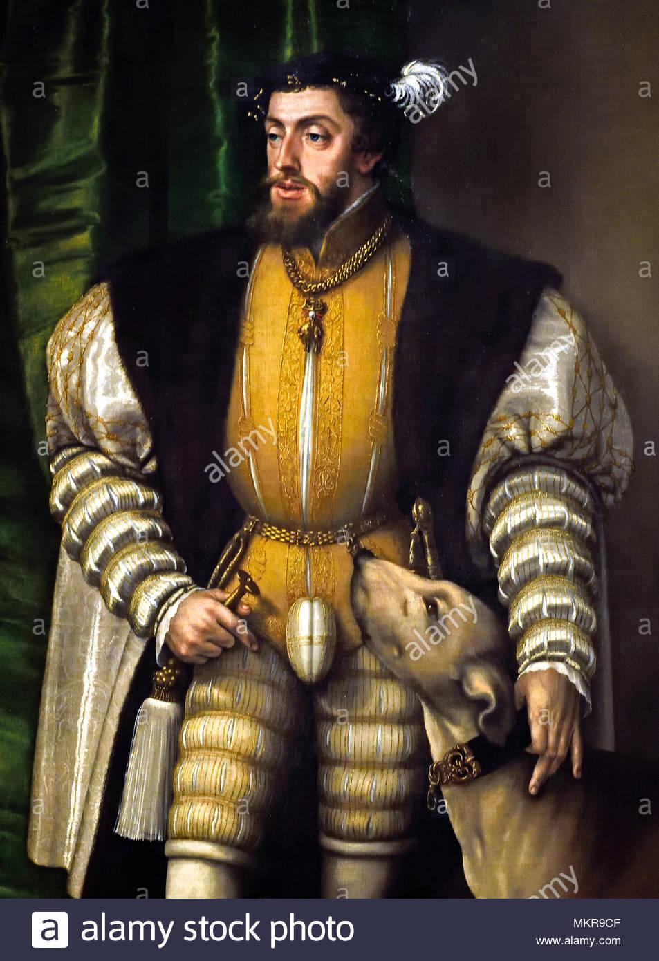 Aachens Krönungsglanz in höchster Dimension: Vor exakt 500 Jahren wird Karl V. im Dom gekrönt